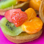 Vers fruit hapje